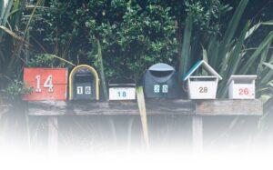 Tweeks Direct Mailing Header